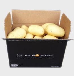 Las Patatas del Chef. Caja 12 kg