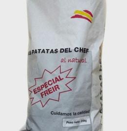 Patatas especial restauración saco papel