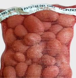 Patatas rojas saco rachel