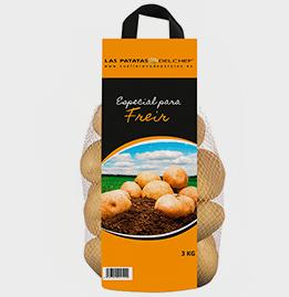 Las Patatas especial para freír 3kg.