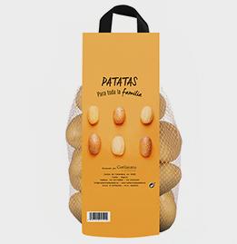 Patata para toda la familia 2 y 2,5 kg